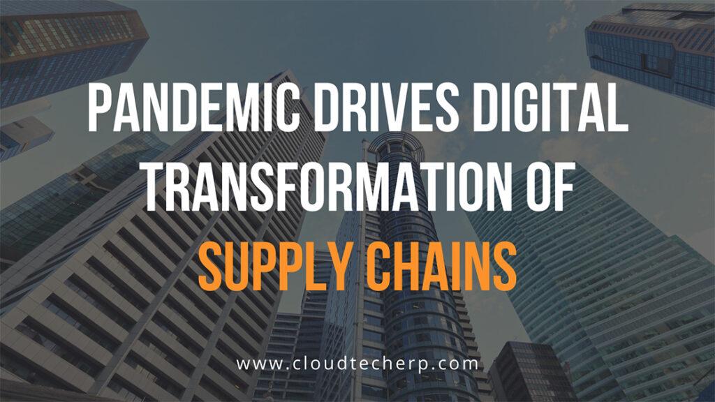 Digital Transformation Supply Chains